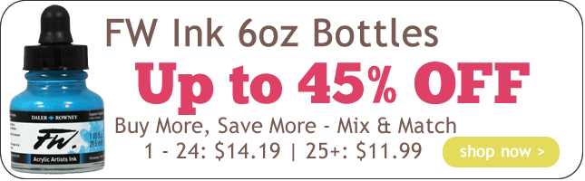 Up to 51% Off FW Ink 6oz