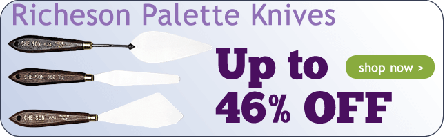 Up to 46% OFF Richeson Palette Knives