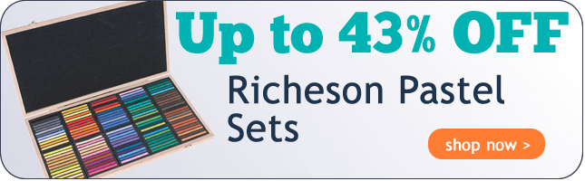 Up to 43% Off Richeson Signature Pastels