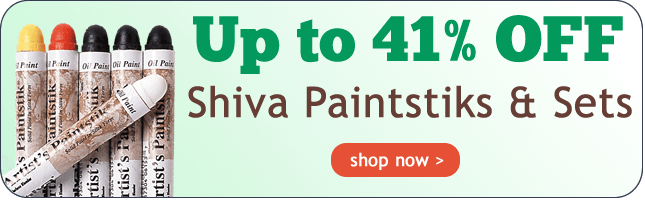Up to 41% Off Shiva Paintstiks & Sets